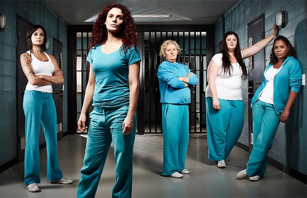 女子 キャスト ウェントワース 刑務所